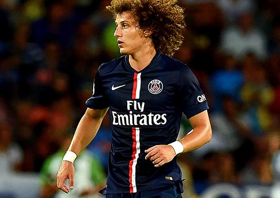 Chelsea Mempertimbangkan Pembelian Kembali David Luiz Dari Paris Saint Germain